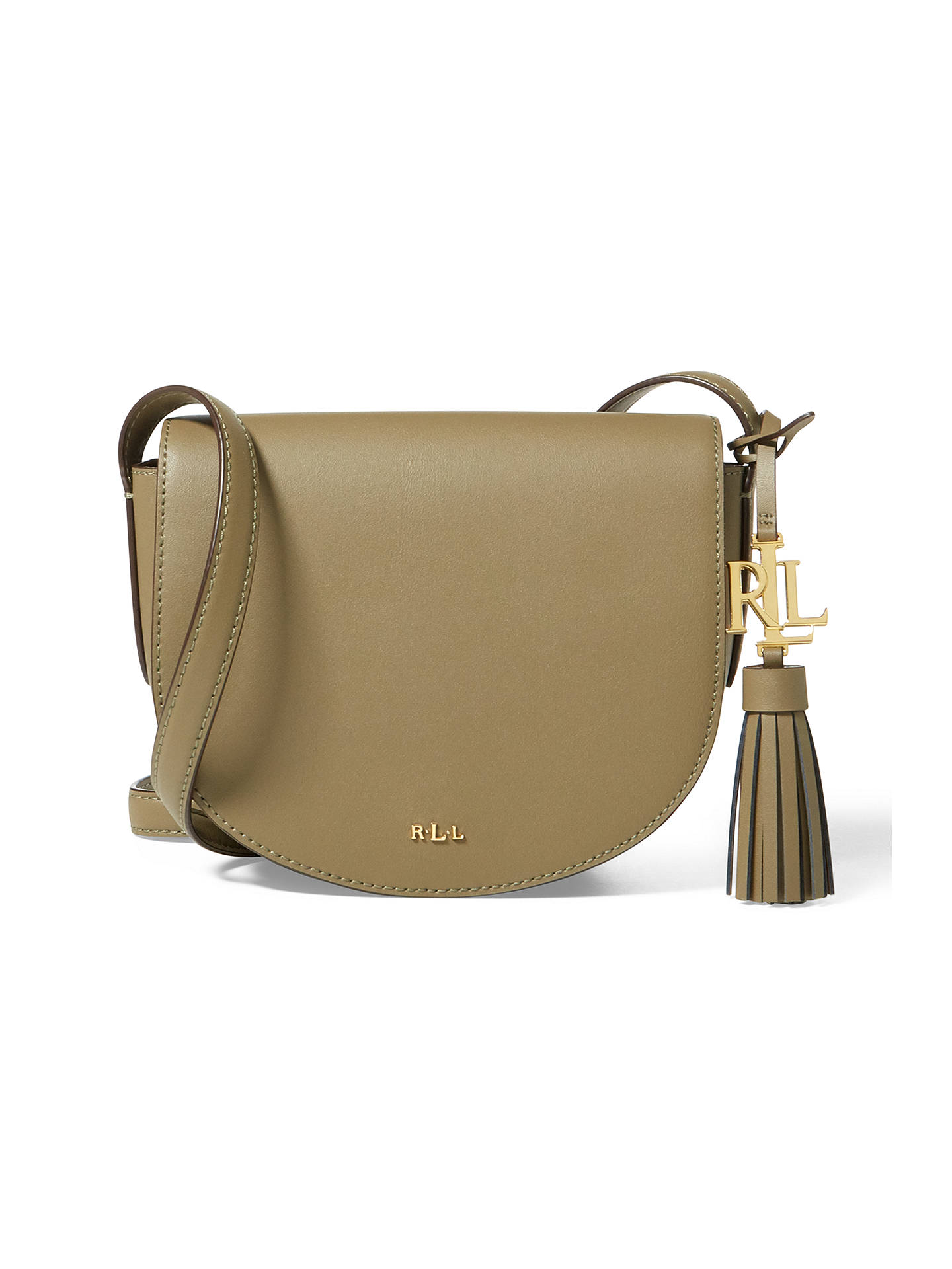 8ef149f739 Lauren Ralph Lauren Caley Mini Shoulder Bag at John Lewis   Partners