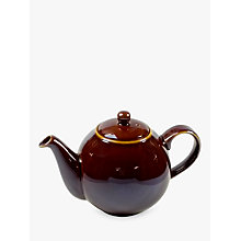 Buy London Pottery Rockingham 4 Cup Teapot, 1.1L, Oyster Online at johnlewis.com