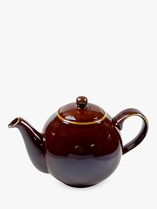 London Pottery Rockingham 4 Cup Teapot, 1.1L, Oyster