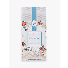 Buy Wedgwood Wonderlust Rococo Flowers 12 Pack Tea Blend, White/Multi, 24g Online at johnlewis.com