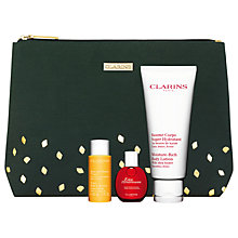 Buy Clarins Body Care Essentials Kit Online at johnlewis.com
