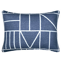 Buy House by John Lewis Court Knitted Cushion Online at johnlewis.com