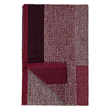 Buy John Lewis Sussex Check Knit Throw Online at johnlewis.com