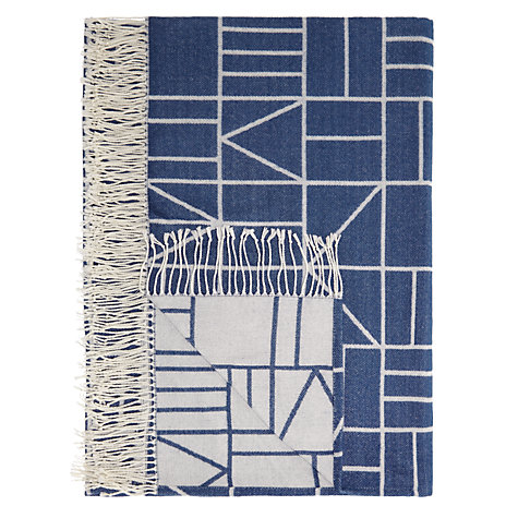 Buy House by John Lewis Court Throw Online at johnlewis.com