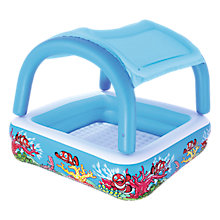 Buy Bestway Canopy Play Pool Online at johnlewis.com