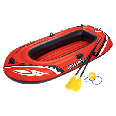 Bestway 74� Hydro Force Inflatable Boat With Oars