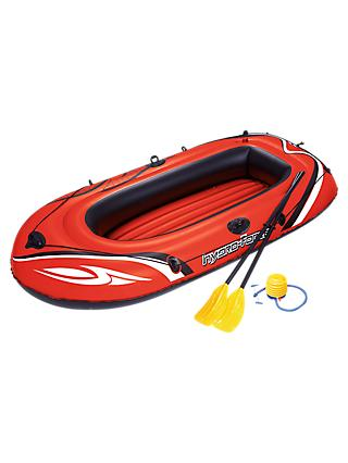 "Bestway 74"" Hydro Force Inflatable Boat with Oars"