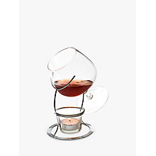 Buy Final Touch Vinology Brandy Glass and Warmer Set Online at johnlewis.com