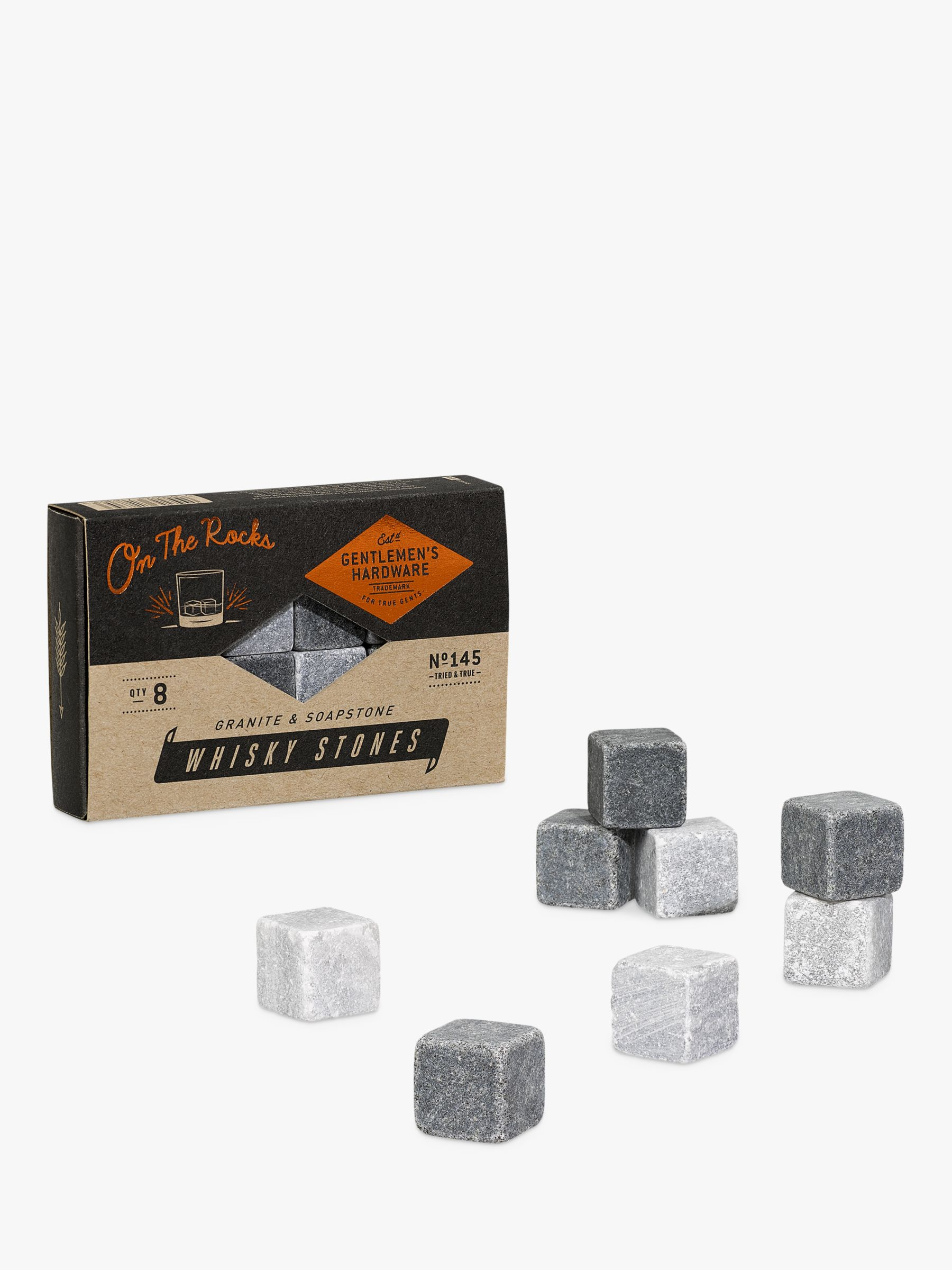 Gentlemen's Hardware Gentlemen's Hardware Whiskey Stones, Set of 8