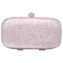 Buy Carvela Darling 2 Matchbag Box Clutch Bag, Bronze Online at johnlewis.com