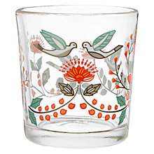 Buy John Lewis Folklore Glass Votive Candle Holder Online at johnlewis.com