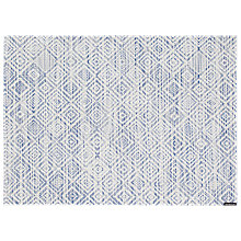Buy Chilewich Mosaic Rectangular Placemat, Blue Online at johnlewis.com