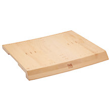 Buy Paul Hollywood Pastry Board, Beechwood, L45cm Online at johnlewis.com