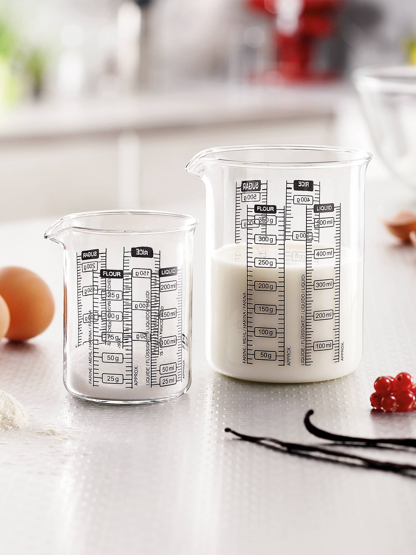Buy Pyrex Measure and Mix Jug, 750ml, Clear Online at johnlewis.com
