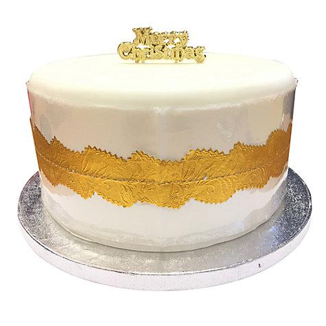 John lewis christmas cake recipe