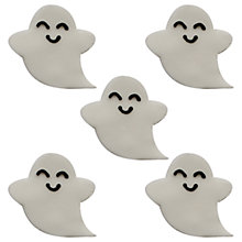 Buy Creative Party Sugarcraft Halloween Ghost Cake Toppers, Pack of 5 Online at johnlewis.com