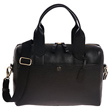 Buy Jem + Bea Amber Changing Bag, Black Online at johnlewis.com