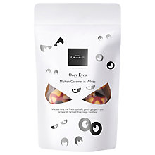 Buy Hotel Chocolat Halloween Bag of Oozy Eyes White Chocolate Caramel Treats, 105g Online at johnlewis.com