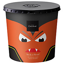 Buy Hotel Chocolat Trick Or Treat Bucket, Box of 60, 540g Online at johnlewis.com