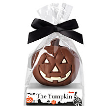 Buy Hotel Chocolat Halloween Milk Chocolate Yumpkin, 50g Online at johnlewis.com