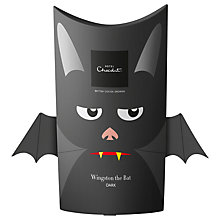 Buy Hotel Chocolat Halloween Wingston the Bat Dark Chocolate Boo Box, 145g Online at johnlewis.com