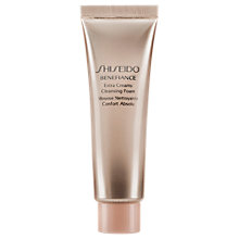 Buy Shiseido Benefiance Extra Creamy Cleansing Foam, 125ml Online at johnlewis.com