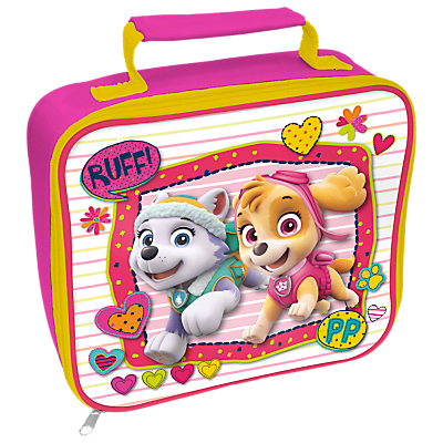 Paw Patrol Dogs Lunch Bag