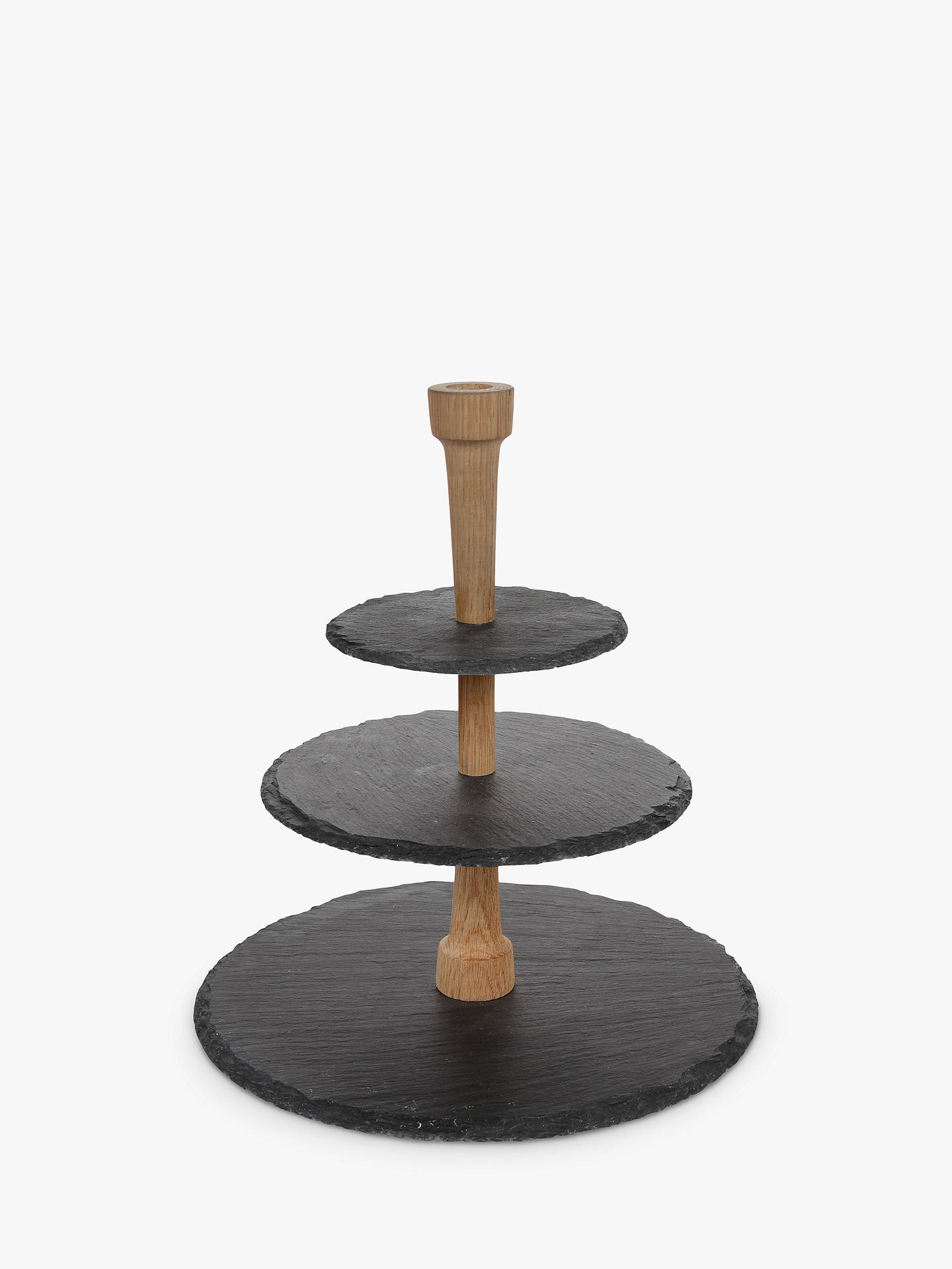 BuyBoska Cheese Tower, Slate and Wood Online at johnlewis.com