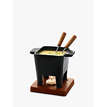Buy Boska Tapas Fondue Set, Black, 0.2L Online at johnlewis.com