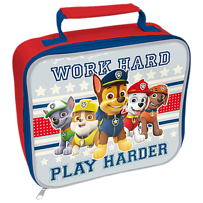 Paw Patrol Team Lunch Bag