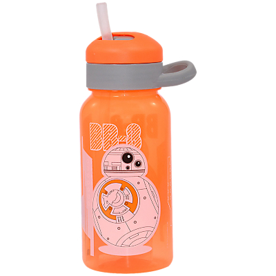 Star Wars BB8 Polypropylene Twist Top Drinks Bottle, 397ml
