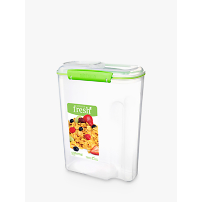 Sistema Fresh Cereal Container, 4.2L