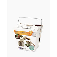 Buy Boska Fresh Cheese Making Kit Online at johnlewis.com