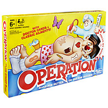 Buy Operation Board Game Online at johnlewis.com