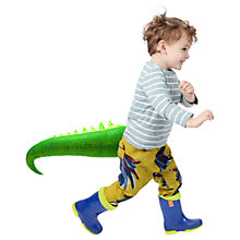 Buy Telltails Green Dinosaur Fancy Dress Tail Online at johnlewis.com
