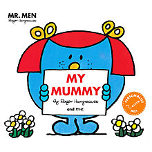 Buy Mr Men My Mummy and Me Book by Roger Hargreaves Online at johnlewis.com