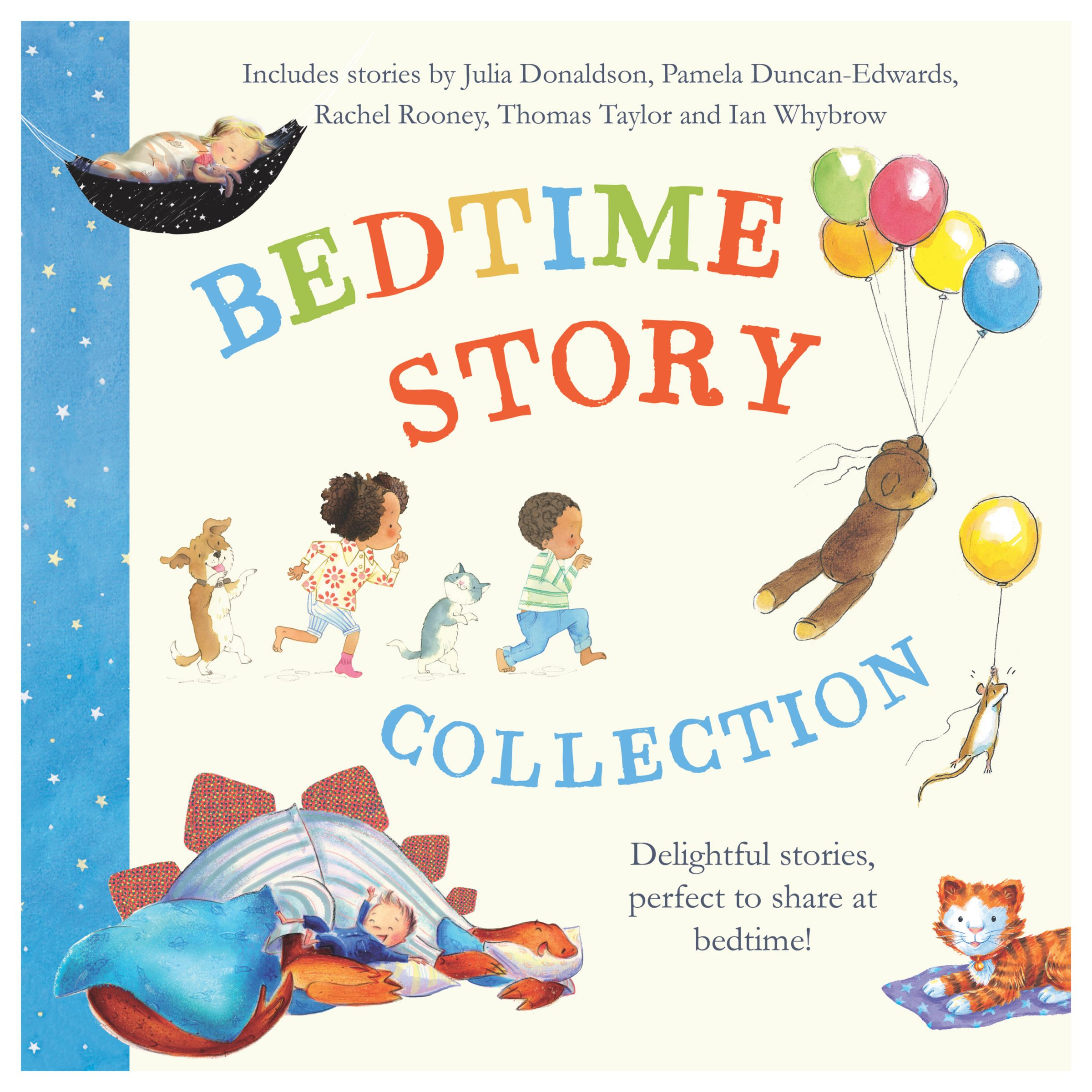 Macmillan Bedtime Story Collection Children's Book