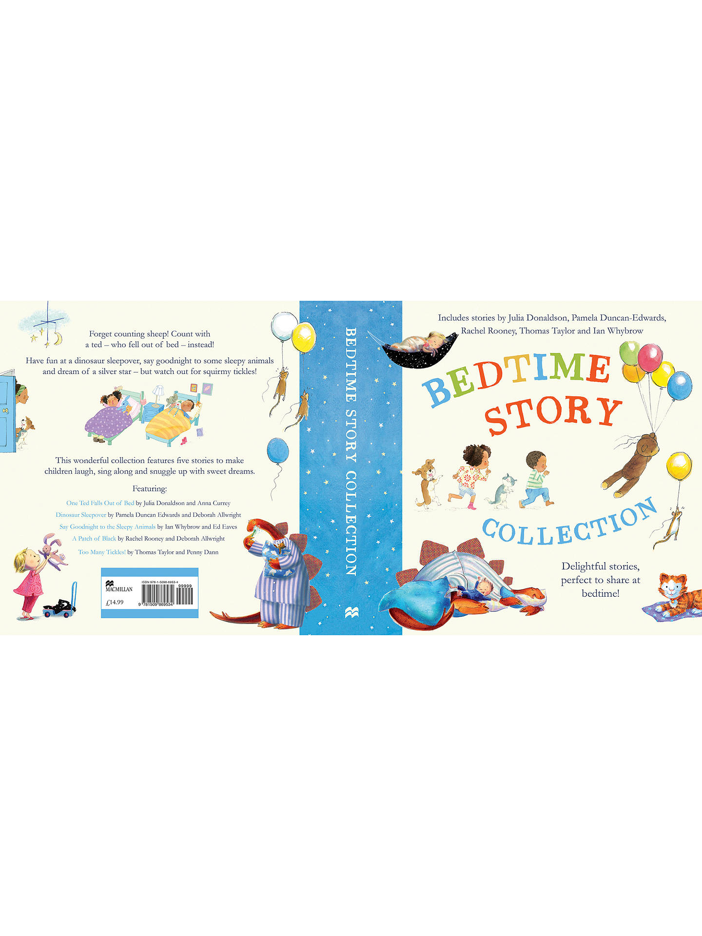 BuyBedtime Story Collection Children's Book Online at johnlewis.com