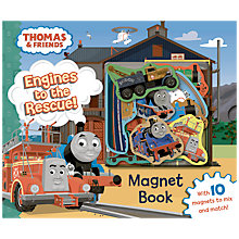Buy Thomas & Friends Magnetic Children's Book Online at johnlewis.com