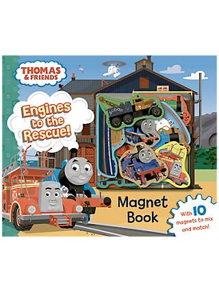 Thomas & Friends Magnetic Children's Book