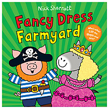 Buy Fancy Dress Farmyard Children's Books Online at johnlewis.com
