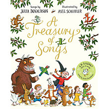Buy A Treasury Of Songs Book Online at johnlewis.com