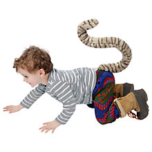 Buy Telltails Grey Tiger Fancy Dress Tail Online at johnlewis.com