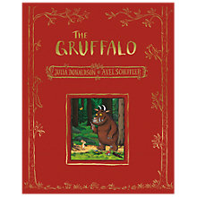 Buy Gruffalo Deluxe Edition Children's Book Online at johnlewis.com