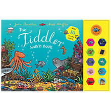 Buy The Tiddler Sound Children's Book Online at johnlewis.com