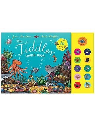 The Tiddler Sound Children's Book