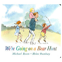 Buy We're Going On A Bear Hunt Children's Book Online at johnlewis.com
