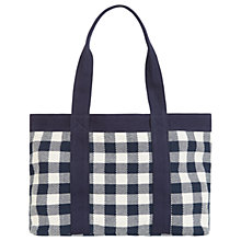 Buy Hobbs Georgia Tote Bag, Ivory Online at johnlewis.com