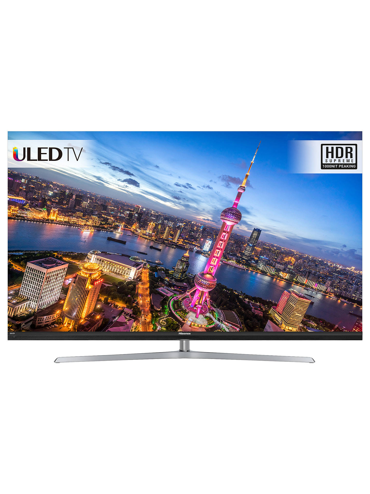 Hisense H65nu8700 Uled Hdr 4k Ultra Hd Smart Tv 65 With Freeview