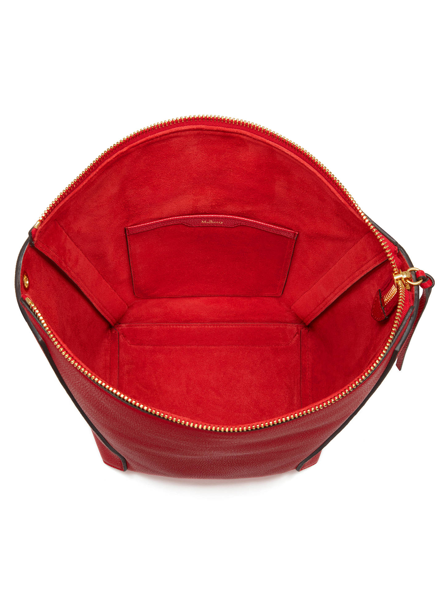 Mulberry Camden Classic Grain Leather Hobo Bag at John Lewis   Partners 5b21a22b3492d
